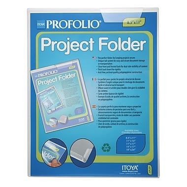 Itoya ProFolio Project Folder, 8.5