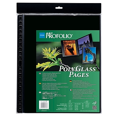 Itoya PolyGlass Pages, 16