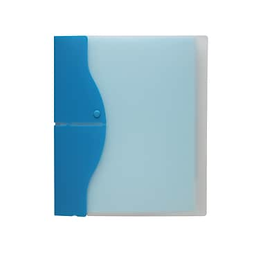 Itoya Pop-Up Easel ProFolio, Letter, Aqua