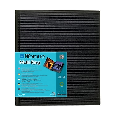 Itoya Multi-ring Binder, 9