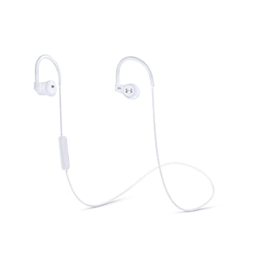 JBL UNDER ARMOUR In-Ear Bluetooth Headphone, White