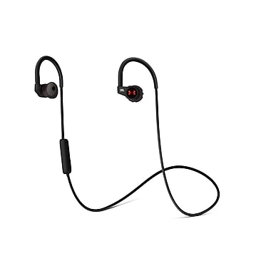 JBL UNDER ARMOUR In-Ear Heart Rate Headphone, Black