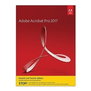 Adobe Acrobat Pro 2017 PDF Software, Windows (65281223)
