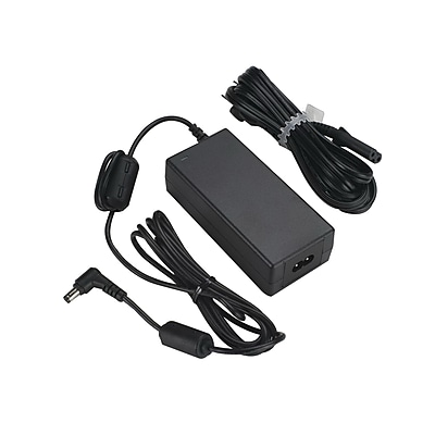 Brother AC Adapter For PocketJet 3 (Plus) and RuggedJet 4, Black (LB3834)