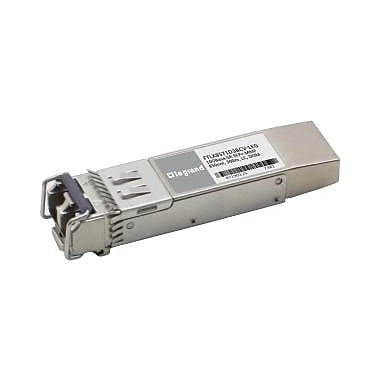 C2G® 10GBase-SR LC MMF SFP+ Transceiver Module, Silver (FTLX8571D3BCL-LEG)