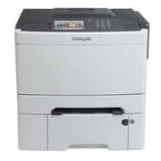 Lexmark™ CS510dte Color Laser Printer Bundle, New