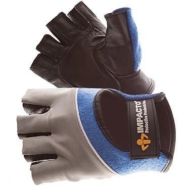 Impacto 400-00 Half Finger Impact Glove
