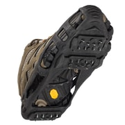 Impacto Stabilicer Walk Traction Cleats, Black