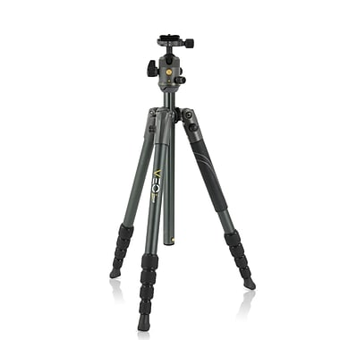 Vanguard Aluminum Tripod with Ball Head (VAVEO2235ABK)