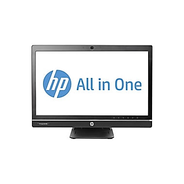 HP Refurbished 6300 AIW HP6300AIOI7 21.5-inch All-in-One Computer, 3.1 GHz Intel Core i7-3770S, 500 GB HDD, 8 GB DDR3 Sodimm