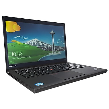 Lenovo – Portatif ThinkPad T440S 14 po remis à neuf, Intel Core i5-4200U 1,6 GHz, SSD 256 Go, DDR3 8 Go, Windows 10 Pro