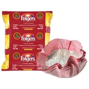 Folgers Classic Roast Ground Coffee Filter Packs, 39.7 g (1.4 oz.), 40/Pack