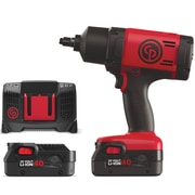 "Chicago Pneumatic 20V 1/2"" Dr. Li-Ion Impact Wrench (CP -8848K)"
