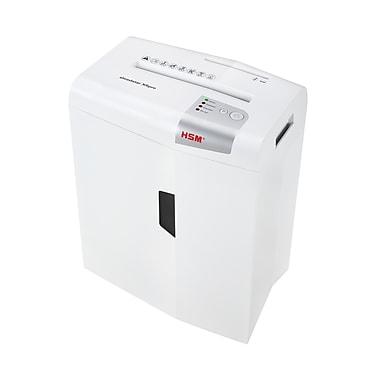 HSM - Déchiqueteur Shredstar X6pro à coupe micro, 6 feuilles, blanc (HSM1046)