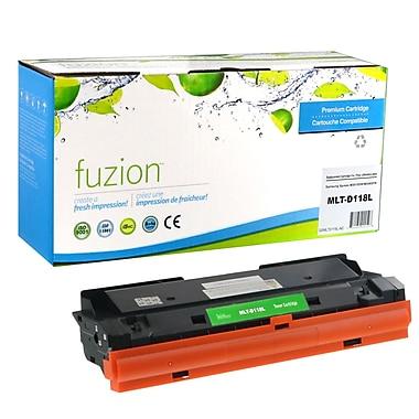 fuzion - Cartouche de toner noir neuve, compatible MLTD118L, haut rendement (MLTD118L)
