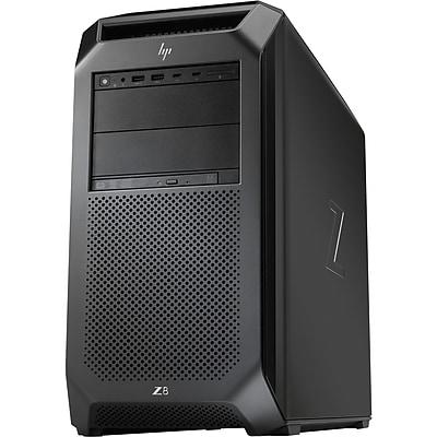 HP Z8 G4 Workstation, Intel Xeon Silver 4116 12 Core 2.10 GHz, 16 GB DDR4 SDRAM, 512 GB SSD, Windows 10 Pro 64-bit, Mini-tower
