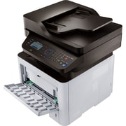 HP ProXpress SL-M3370FD Laser Multifunction Printer, Monochrome, Plain Paper Print, Desktop (SS368F#BGJ)