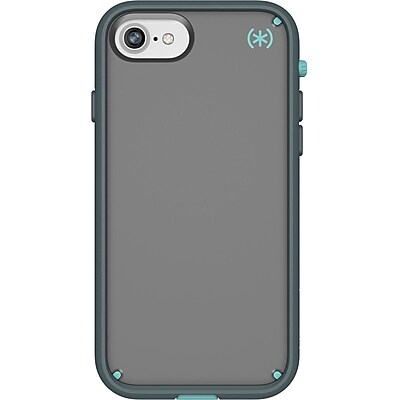 Speck Presidio ULTRA Carrying Case for iPhone 8, iPhone 7, iPhone 6, iPhone 6S, Sand Gray, Surf Teal, Mountainside Gray