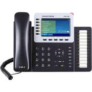 Grandstream GXP2160 IP Phone, Wired/Wireless, Bluetooth, Desktop, Wall Mountable (GXP2160)