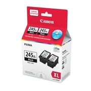 Canon PG-245XL Black Twin Ink Value Pack (8278B010)