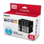 Canon PGI-2200XL CMYK Ink Value Pack (9255B010)