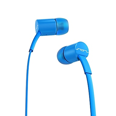 SOL REPUBLIC Jax 3 Button In-Ear Earbuds, Blue/Setllar