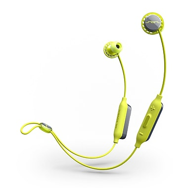 SOL REPUBLIC Relays Sport Wireless Earbuds, Lime