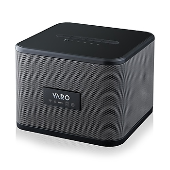 VARO Portable WiFi + Bluetooth Multi-Room Speaker