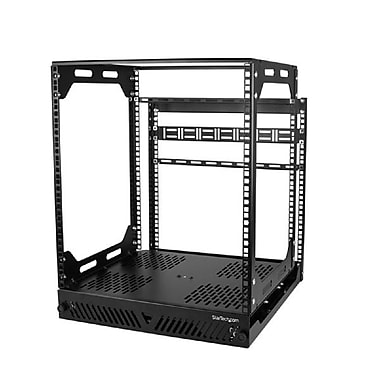 StarTech 12U Slide-Out Rotating Server Rack (PORACK12U)