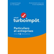 TurboTax Business Incorporated 2017, French, Windows [Download]