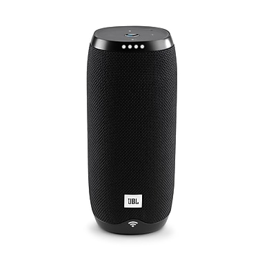 JBL – Haut-parleur portable LINK 20 activé par la voix, noir