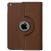 360 Rotating Leather Case for iPad Pro 12.9, Brown