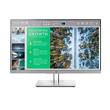 HP 1FH47A8#ABA EliteDisplay E243 23.8-inch Anti-Glare LED LCD IPS Monitor, 1920 x 1080, 1000:1 Static; 10000000:1 Dynamic, 5 ms