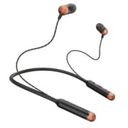 House of Marley EM-JE083-SB Wireless SMILE JAMAICA BT In-Ear Headphone