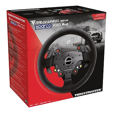 Thrustmaster - Volant Sparco Rally R383 MOD