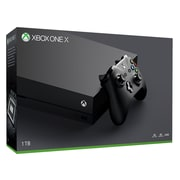 Xbox – Console Xbox One X, 1 To, noir