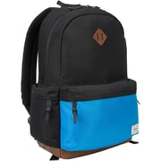 "Targus Strata II TSB936GL Carrying Case (Backpack) for 16"" Notebook, Document, Accessories, Black, Blue (TSB936GL)"