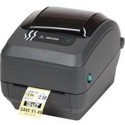 Zebra GK420t Direct Thermal/Thermal Transfer Printer, Monochrome, Desktop, Label Print (GK42-102510-00GA)