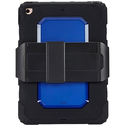 Griffin Survivor All-Terrain Rugged Case for 9.7-inch iPad- Black/Blue (GB43624)