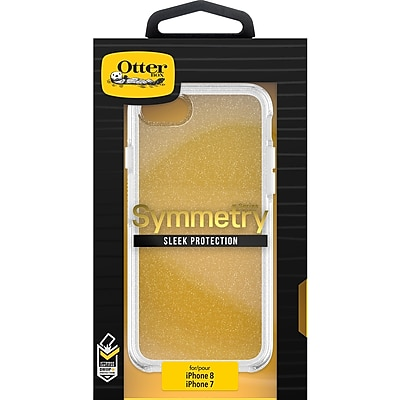 OtterBox Symmetry Case for Iphone 7, Clear (77-56719)