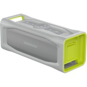 LifeProof Aquaphonics AQ10 Speaker System, Wireless Speaker(s), Portable, Battery Rechargeable, Laguna Clay Gray (77-53866)