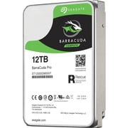 "Seagate Barracuda Pro ST12000DM0007 12 TB 3.5"" Internal Hard Drive, SATA (ST12000DM0007)"