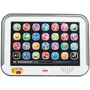 Fisher-Price Laugh & Learn Smart Stages Tablet- Grey