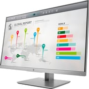 "HP Business E273q 27"" LED LCD Monitor, 16:9, 5 ms (1FH52AA#ABA)"