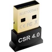 Premiertek BT-400 Bluetooth 4.0, Bluetooth Adapter for Desktop Computer/Notebook/Tablet (BT-400_V2)