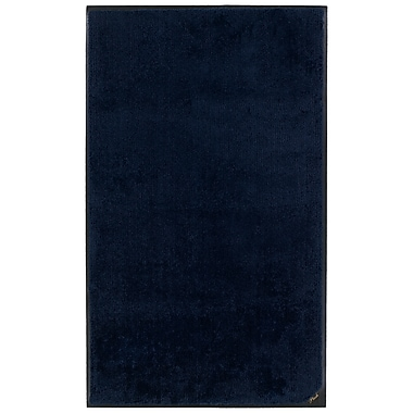 Andersen Company Colourstar Plush Mat, 3' x 10', Navy (180510310590)