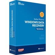 Stellar Phoenix — Windows Data Recovery, édition pour technicien pour Windows (1 utilisateur) [Téléchargement]
