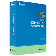 Stellar DBX to PST Converter for Windows (1 User) [Download]