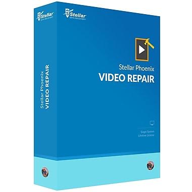 Stellar Phoenix Video Repair for Mac (1 User) [Download]