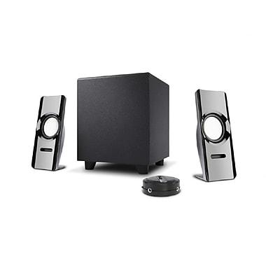 Cyber Acoustics 20W Peak Power Speaker System with Control Pod
